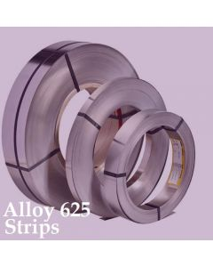 Alloy 625 0.1mm thick Strip