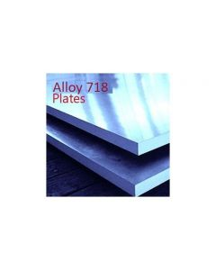 Inconel / Alloy 718 Sheet / Plate 50.80mm Thick