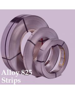 Alloy 825 Strip 0.5mm thick