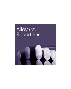 Hastelloy / Alloy C22 Round Bar 50.8mm Dia