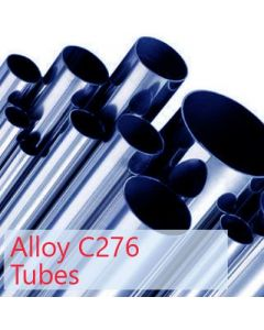 Hastelloy / Alloy C276 60.33mm Dia x 3.91mm wall Welded Tube