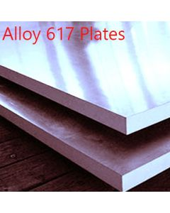 Inconel / Alloy 617 Sheet 12.70mm Thick Sheet / Plate